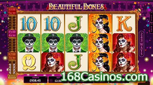 Beautiful Bones Slot