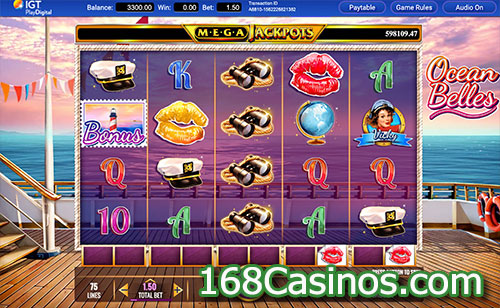 Ocean Belles Video Slot