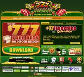 777Dragon  網上賭博娛樂場