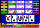 777Dragon Casino - Video Poker