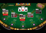 Blackjack Ballroom Casino - Multihand 3 Card Poker