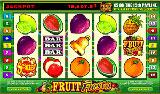 Captain Cooks Online Casino - Fruit Fiesta 5 Reel Slot