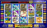 Captain Cooks Online Casino - Major Millions 5 Reel Slot