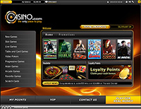 Virtual City Casino Flash