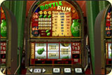 Casino Plex - Bottle of Rum Slot