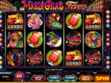 Casino Share - Mardi Gras Fever Video Slot