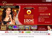 Casino Splendido -  網上賭博娛樂場