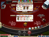 Cherry Red Casino - Caribbean Stud Poker