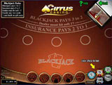 Cirrus Casino - Blackjack