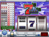 Club Vegas USA Casino - Seven and Bars Slot