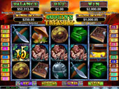 Desert Nights Casino - Goblin's Treasure Slot