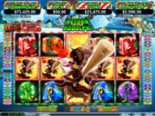 Desert Nights Casino -Return of the Rudolph Slot