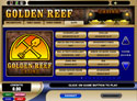 Golden Reef - Flash Casinos