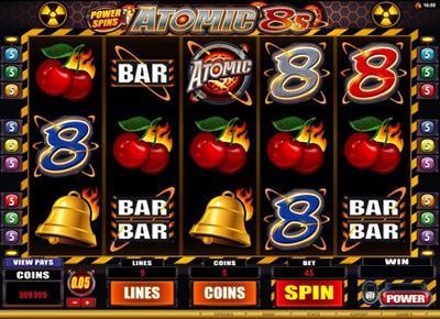 Atomic 8s Slot