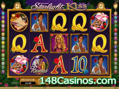 free online slots kiss