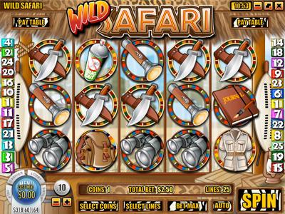 Wild Safari Slot