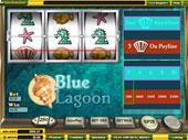 Go Casino - Blue Lagoon Slot