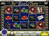 Lion Slots - As The Reels Turn Slot