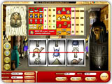 Millionaire Casino - King Tut's Treasure Slot