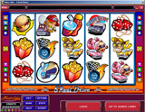 Nostalgia Casino - 5 Reel Drive Slots