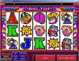 Nostalgia Casino - Big Top Slots