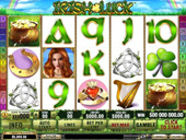 Omni Casino - Irish Luck Slot