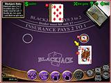 Palace of Chance Casino - Blackjack