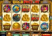 Red Flush Casino - Gold Factory Slot