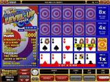 Red Flush Casino - Jack or Better Video Poker