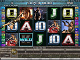 Rich Reels Online Casino - Tomb Raider Secret of the Sword Video Slot