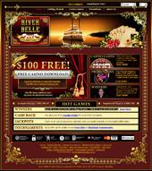 River Belle  網上賭博娛樂場