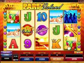 Royal Vegas Casino - Party Island Slot