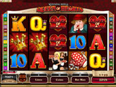 Royal Vegas Casino - Queen of Hearts Slot