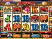 Royal Vegas Casino - Riviera Riches Slot