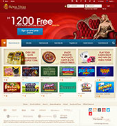 Italiano Casinò Online - Royal Vegas Casinò