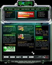 Sci-Fi Casino