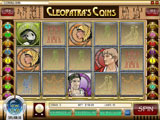 Simon Says Casino - Cleopatra's Coins Slot