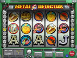 Simon Says Casino - Metal Detector Slot