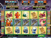 Slots of Vegas Casino - Monster Mayhem