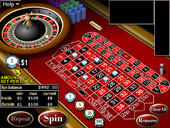 Win Palace Casino - Roulette