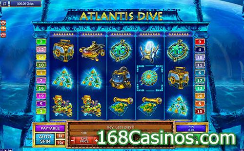 Atlantis-Dive-Slot