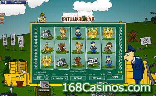 Battleground Spins Slot