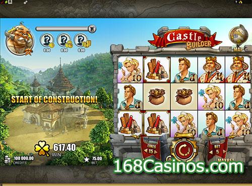 Castle Builders Slot
