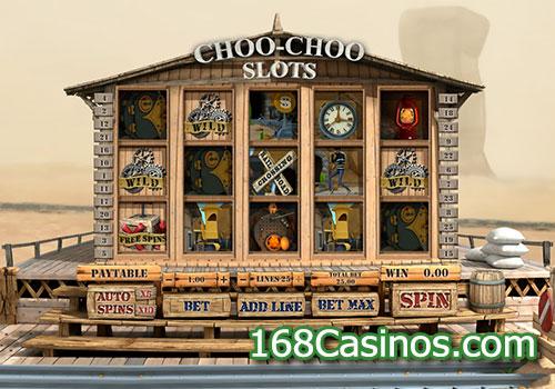 Choo-Choo Slot