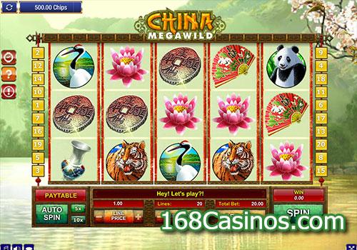 China MegaWild Slot