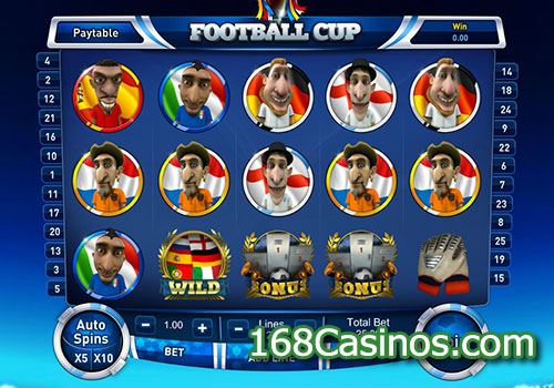 Spiele World Football - Video Slots Online