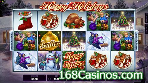 Happy Holidays Slot