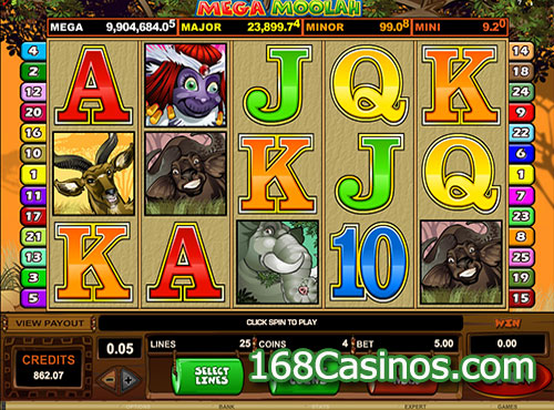$11m Mega Moolah Jackpot Hit at Yako Casino