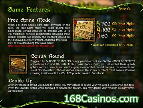 Greedy Goblins Slot Bonus Round