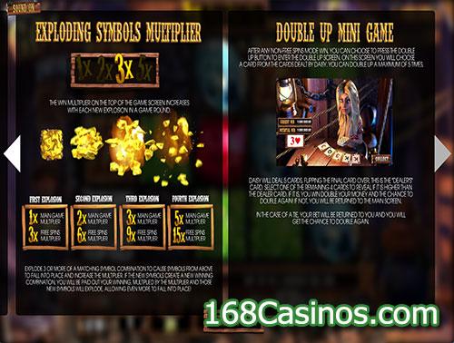 More Gold Diggin Slot Bonus